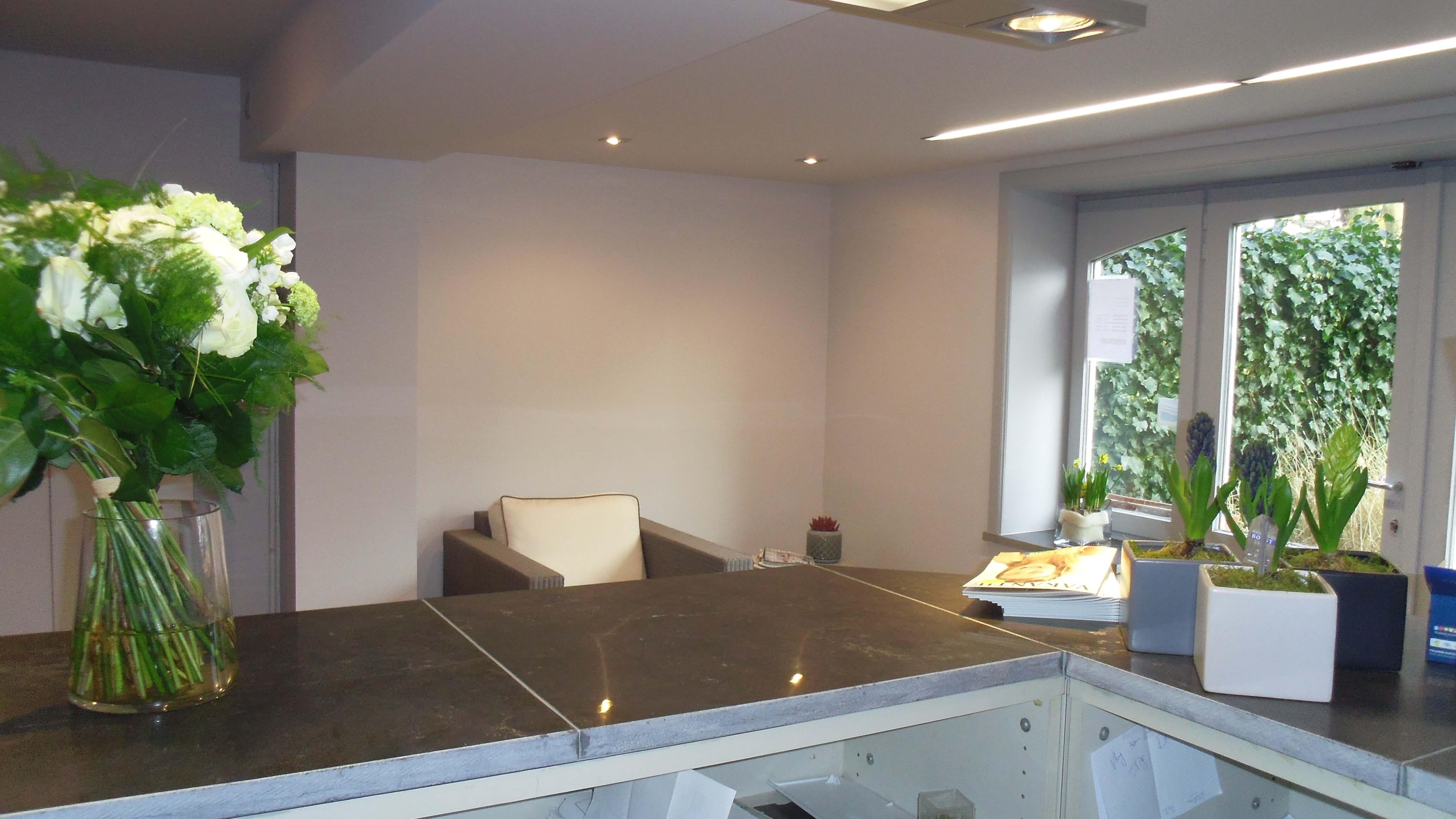 Na onze nieuwe website, volgt ook onze nieuwe kantoorruimte. Altijd welkom